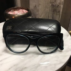 NIB CHANEL Eyeglasses with Case